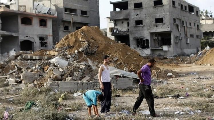18 قتيلا في سادس أيام الغارات الإسرائيلية على غزة  وحصيلة الضحايا تبلغ 170 منذ بدء العمليات