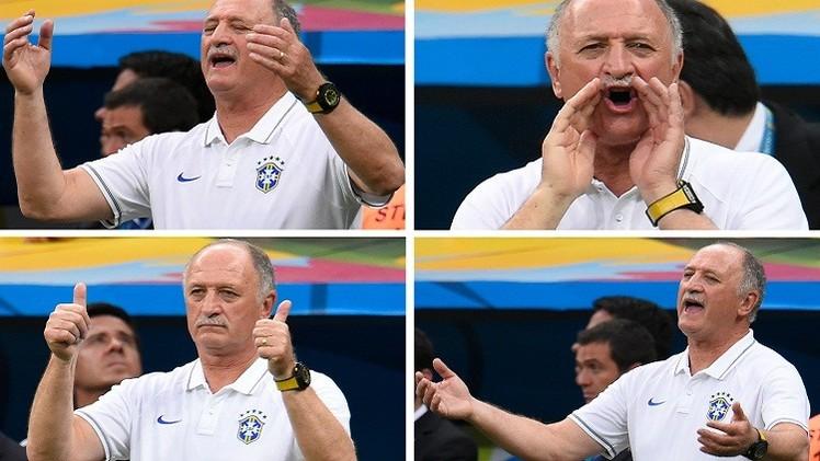 سكولاري يرفض الاستقالة بعد هزيمة البرازيل أمام هولندا