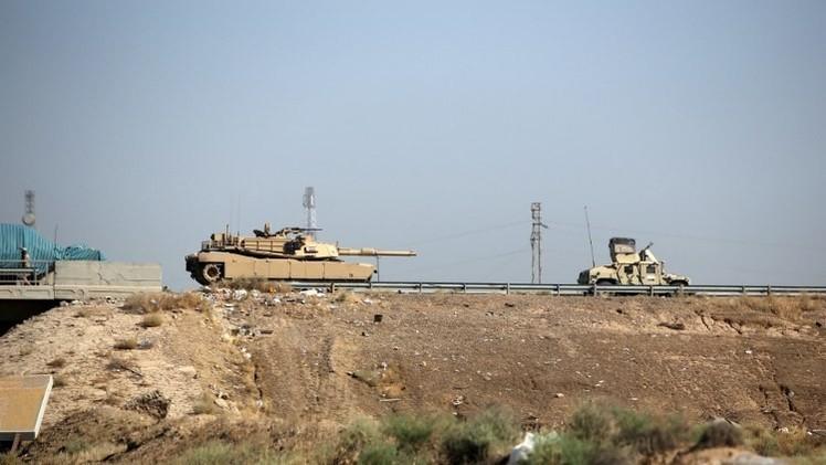 مسلحون يهاجمون بلدة الضلوعية شمالي بغداد