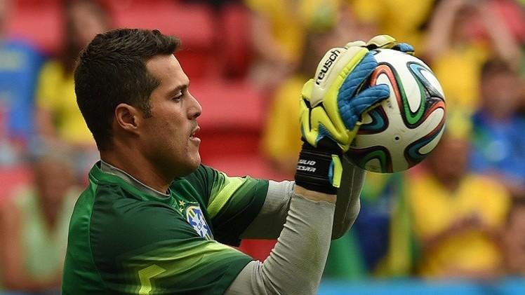 حارس البرازيل سيزار يعتزل اللعب الدولي