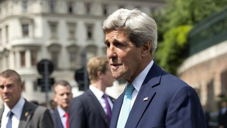 كيري: واشنطن تعوّل على التوصل إلى  اتفاقية مع إيران