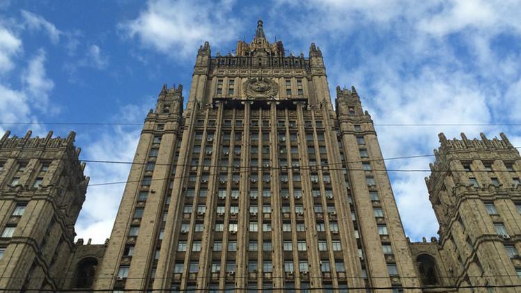 موسكو تسلم القائم بالأعمال الأوكراني مذكرة احتجاج على قصف أراضيها