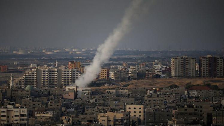 الصواريخ الفلسطينية تقصف تل أبيب وحيفا مجددا