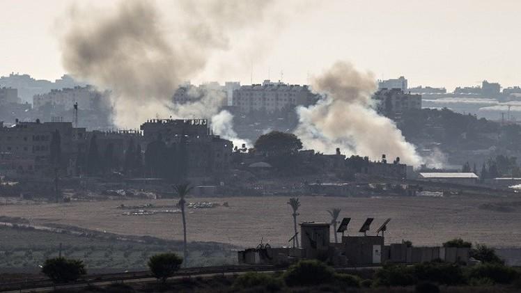 مرصد حقوقي ينشر حصيلة 6 أيام من الهجوم الإسرائيلي على غزة
