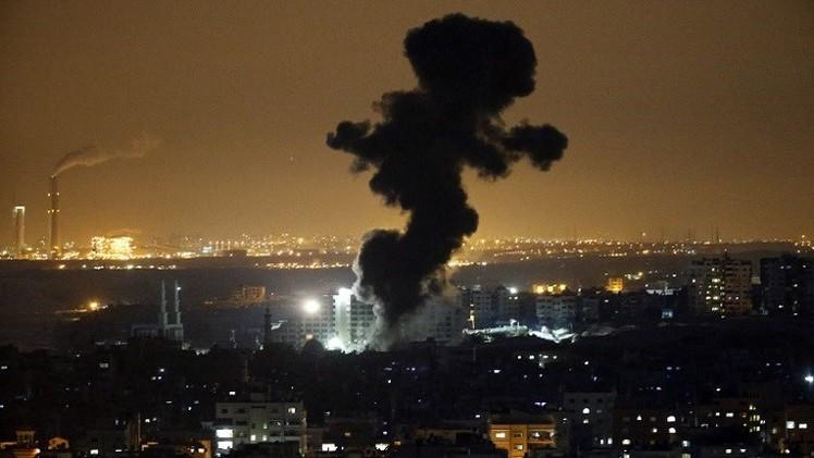 كتائب القسام تؤكد استهداف العمق الاسرائيلي بطائرات من دون طيار (فيديو)