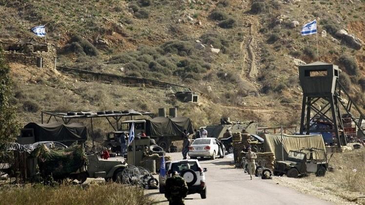 إسرائيل ترد مدفعيا على قصف صاروخي من جنوب لبنان