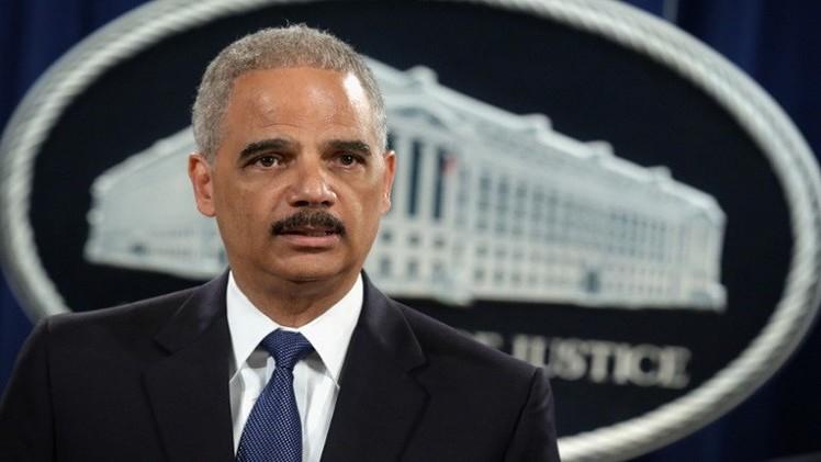 وزير العدل الأمريكي يحذر من عمليات في بلاده على أيدي مقاتلين من سورية