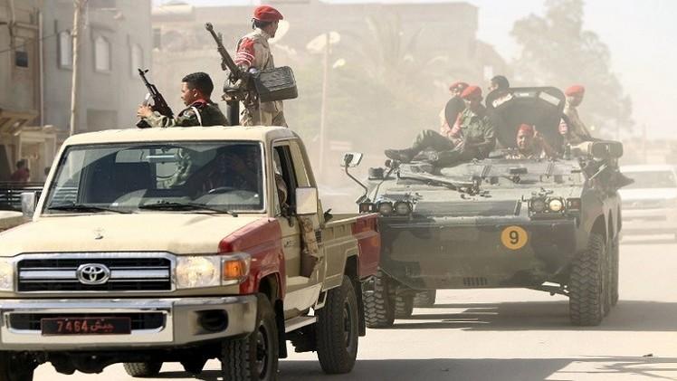 ليبيا.. مواجهات قرب مستشفى في بنغازي