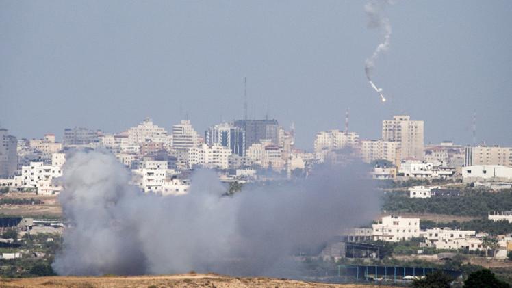 ارتفاع عدد ضحايا القصف الإسرائيلي لغزة إلى 197 قتيلا