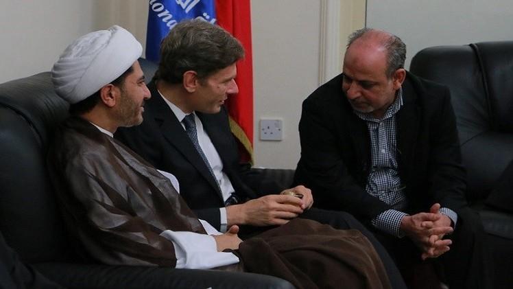 المنامة تجري اتصالات مع واشنطن فيما يتعلق بطرد مسؤول أمريكي من البحرين