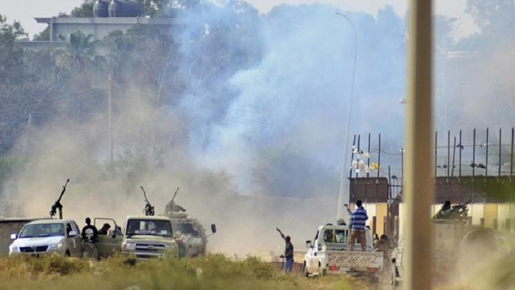 دول الجوار تشكل لجنتين أمنية وسياسية للتعامل مع الأزمة الليبية