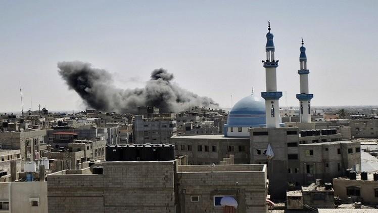 الاتحاد الأوروبي يسعى للتوصل إلى وقف فوري لإطلاق النار في غزة