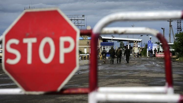 روسيا تدعو مراقبين إلى حدودها مع أوكرانيا