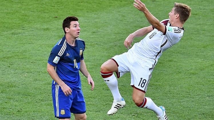 وكيل أعمال كروس ينفي انتقاله إلى ريال مدريد
