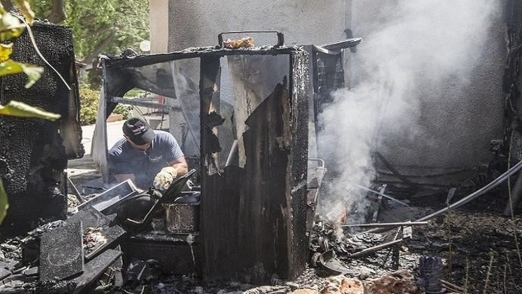 مراسلتنا: اصابة إسرائيليتين بجروح جراء سقوط صواريخ على منطقة بئر السبع