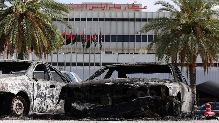 الأمم المتحدة تسحب موظفيها من ليبيا بسبب الأوضاع الأمنية