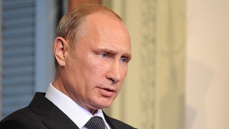 بوتين: حان الوقت لجعل