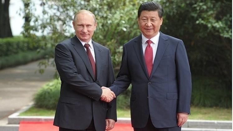 تعزيز التعاون محور لقاء بوتين برئيسي الصين وجنوب أفريقيا