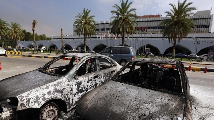 الحكومة الليبية تدرس استقدام قوات أجنبية لتعزيز الأمن