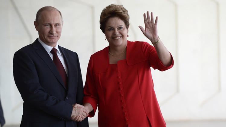 بوتين: الاتحاد الأوراسي مهتم بالتعاون مع أسواق أمريكا الجنوبية
