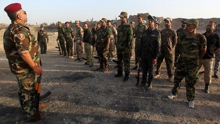 القوات العراقية تسيطر على جنوب تكريت