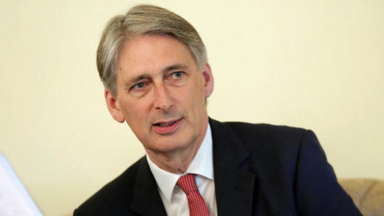 تعيين فيليب هاموند وزيرا جديدا للخارجية البريطانية خلفا لهيغ  المستقيل