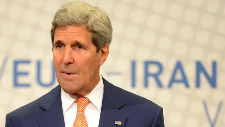 كيري: مازال التوصل إلى اتفاق نووي مع إيران هذا الأسبوع ممكنا