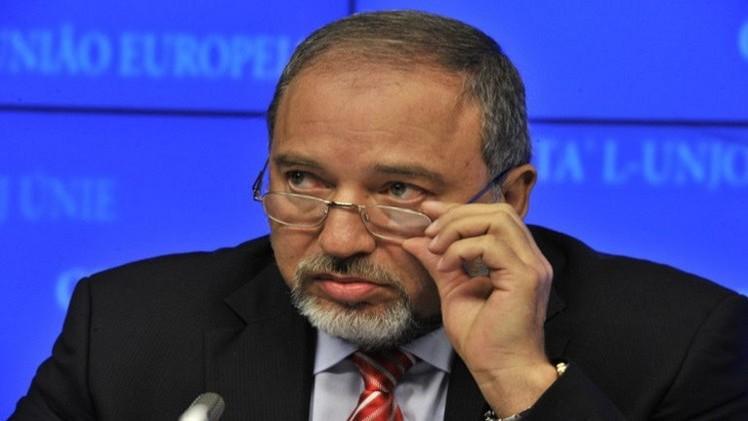 ليبرمان يدعو لاحتلال قطاع غزة مجددا