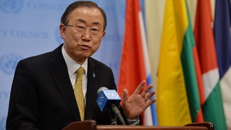 الأمم المتحدة تدعو إلى تنفيذ العقوبات ضد تنظيم