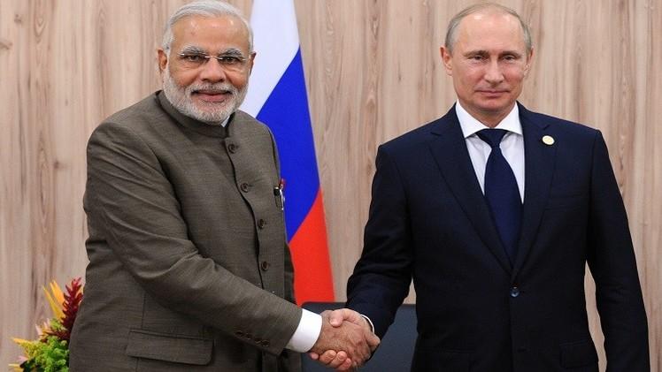 روسيا والهند تتطلعان  نحو مواصلة زخم التعاون