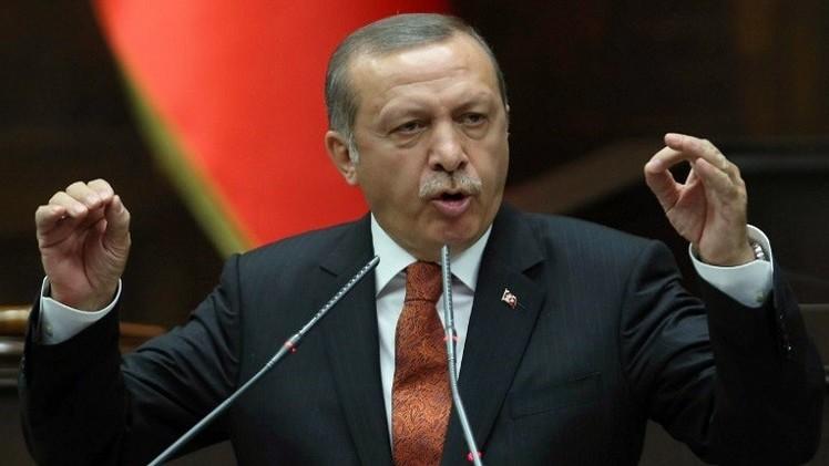 أردوغان يتهم إسرائيل