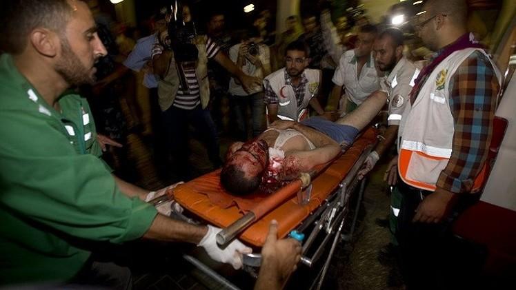 اليوم التاسع ... 226 قتيلا في غزة وأكثر من 1580 جريحا