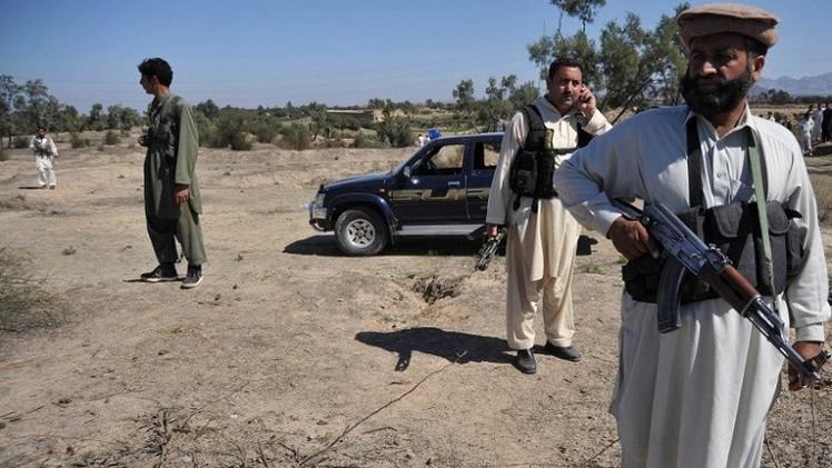 مقتل نحو 50 شخصا في غارتين على معاقل طالبان في باكستان