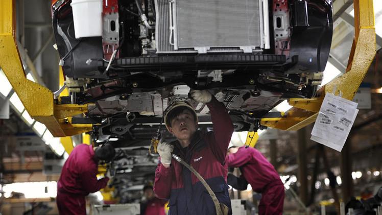نمو الاقتصاد الصيني يتسارع إلى 7.5% في الربع الثاني من عام 2014