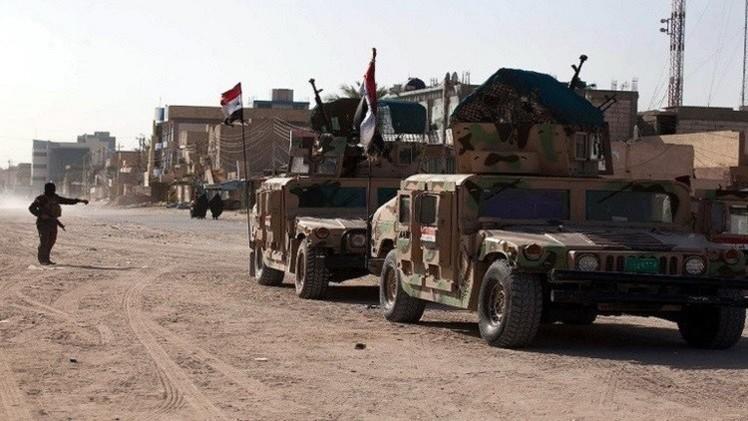 القوات المسلحة العراقية تعلن مقتل أكثر من 100 مسلح من تنظيم