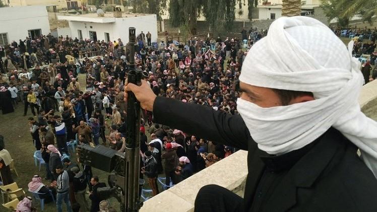 رجال دين عراقيون وأعضاء بحزب البعث يدعون الى وقف الدعم الدولي لحكومة المالكي