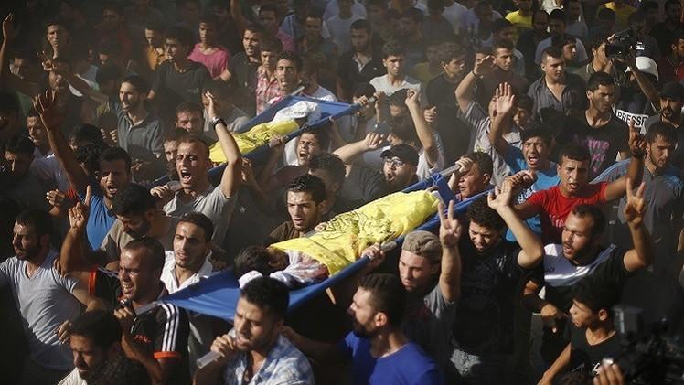 الجيش الإسرائيلي: نجري تحقيقات في مقتل 4 أطفال في غزة (فيديو)