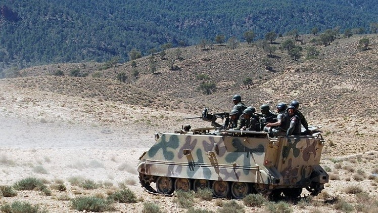 ارتفاع حصيلة قتلى جبل الشعانبي في تونس إلى 15 عسكريا