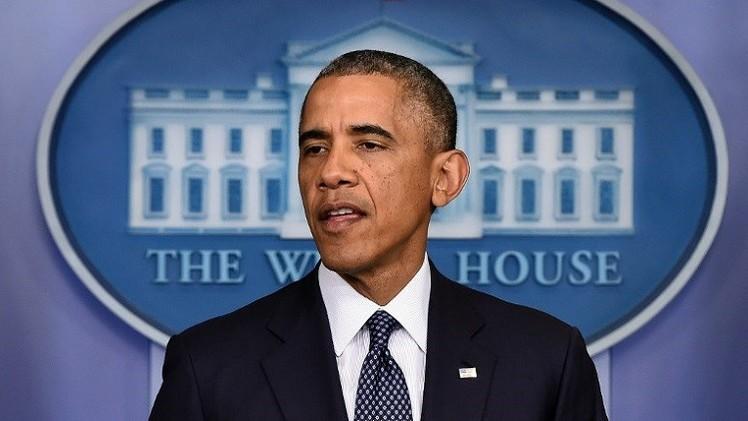 أوباما فخور بـ