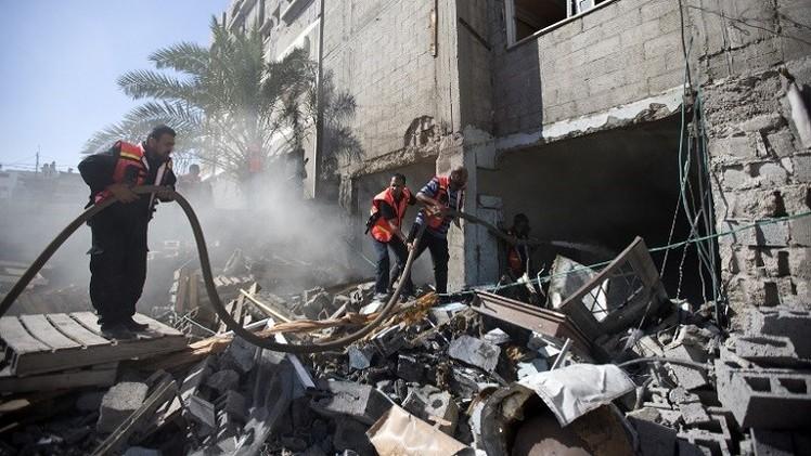 اليوم العاشر للغارات الإسرائيلية على غزة.. 237 قتيلا و1770 جريحا