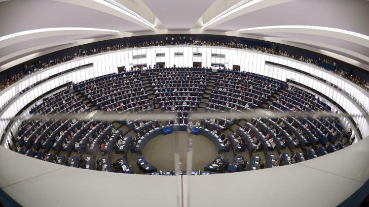 البرلمان الأوروبي يحث طرفي النزاع في أوكرانيا على الحوار