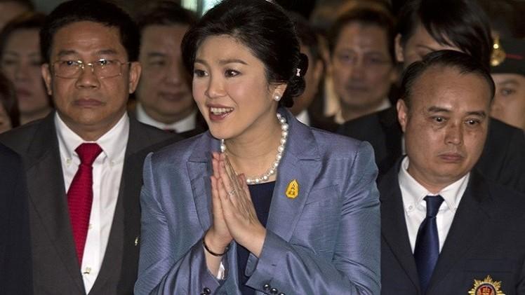 لأنها لزمت الهدوء.. الجيش التايلاندي يسمح لرئيسة الوزراء السابقة بالسفر