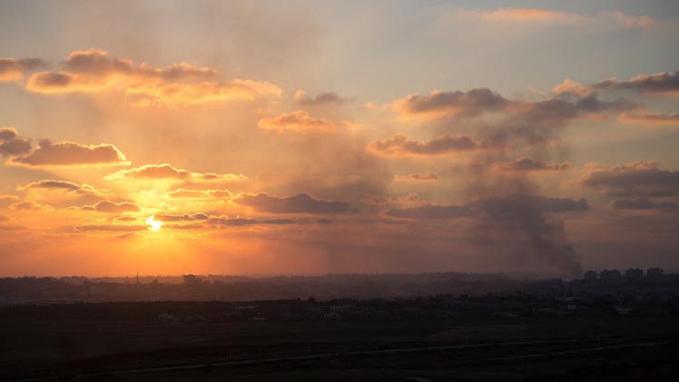 أنباء متضاربة عن اتفاق بين حماس واسرائيل على وقف إطلاق النار