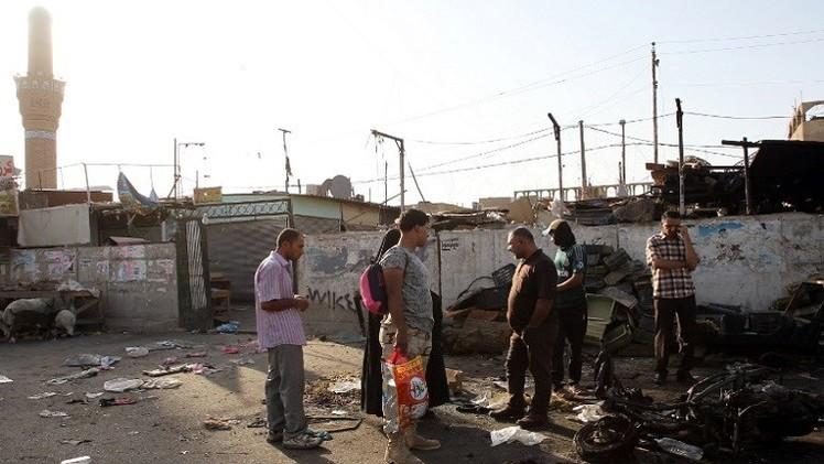6 قتلى في هجمات في بغداد والجيش يصد هجوما للمسلحين في صلاح الدين
