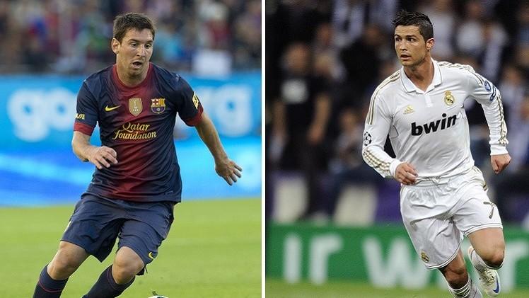 رونالدو وميسي أبرز المرشحين لنيل جائزة أفضل لاعب أوروبي