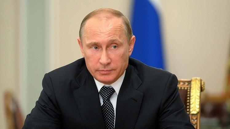 بوتين يحمّل كييف مسؤولية كارثة الطائرة الماليزية