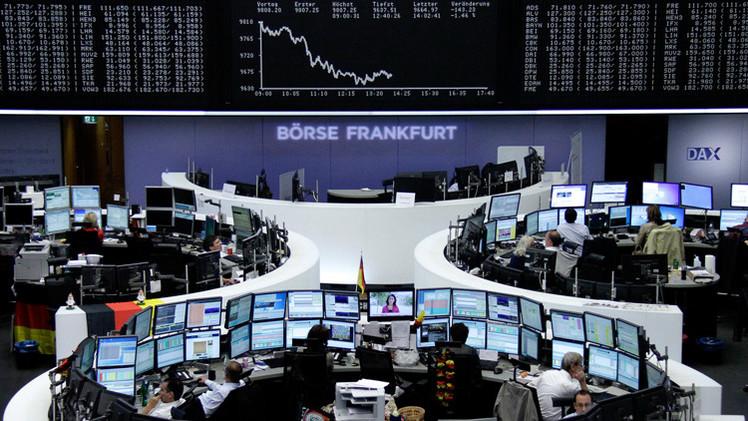 أسهم أوروبا تتراجع متأثرة بتحطم