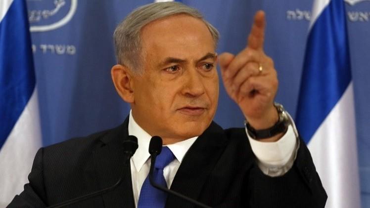 نتنياهو يلوح بتوسيع عمليته العسكرية على غزة