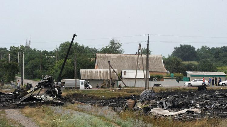 إغلاق المجال الجوي في شرق أوكرانيا