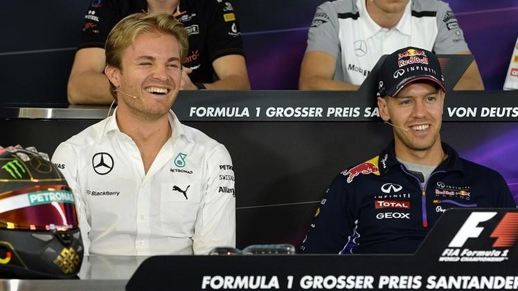 مرسيدس الأسرع في التجارب الأولى لسباق جائزة ألمانيا
